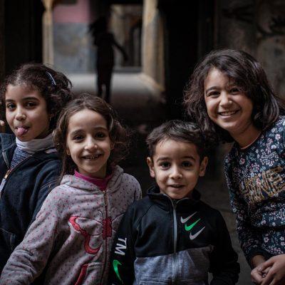 Children of Morocco