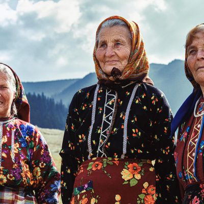 Sisters from the Rhodope Mountains