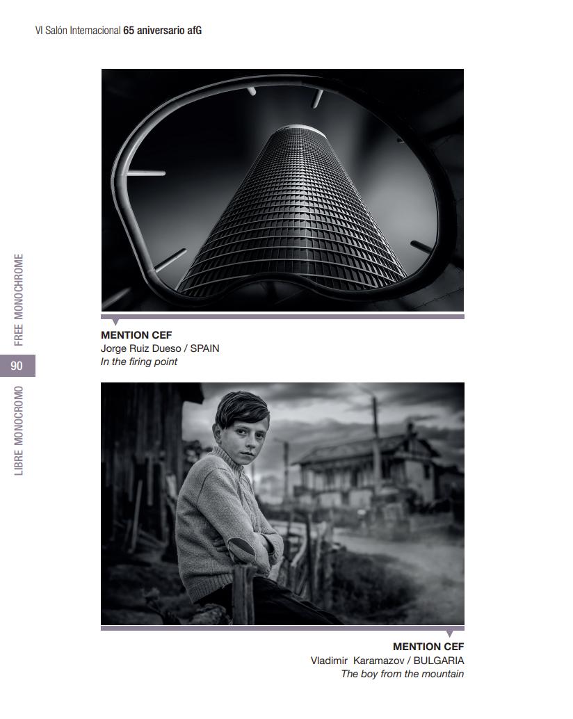 Vi Circuito Iberico de Fotografia 2021 – Catalog 2021