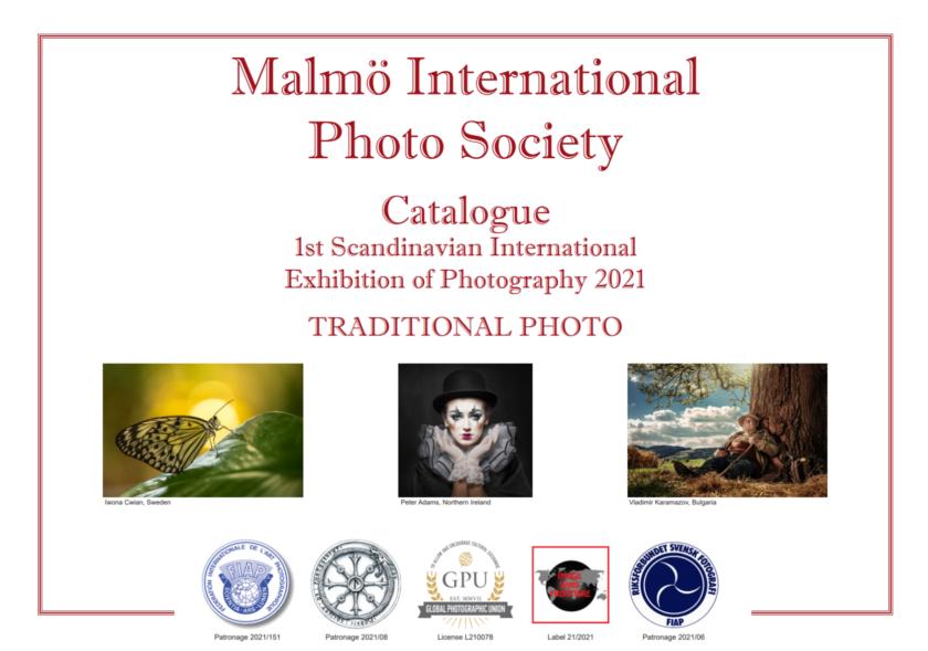 TRADITIONAL PHOTO 2021 – photographic catalog